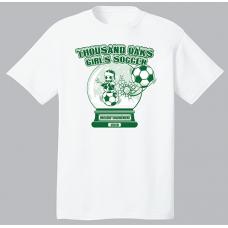 TOHS 2019 Girl's Soccer Tournament Tee